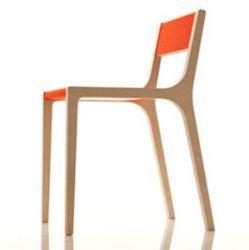 Childrens Chair Slawomir | Red