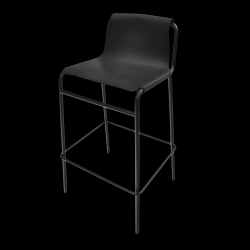 Bar Stool September | Black