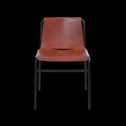 Dining Chair September | Cognac