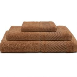 Bath Towel Dany | Ocre | Set of 3