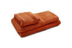 3er-Set Handtücher Elisa | Mandarin