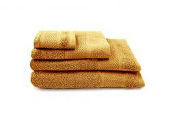 3-er Set Handtücher Gigi | Safran