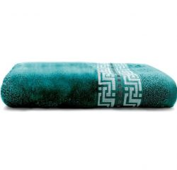 Bath Towel Tom 100 x 150 cm | Petrol Blue