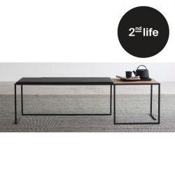2tes Leben | Bank Andrea | Schwarz & Holz