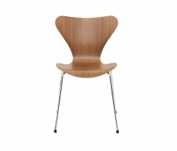 Chair Series 7 Clear Lacquered | Walnut