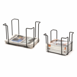 Set of 2 Racks | Black
