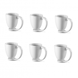 Floating Mug | Set van 6