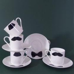 Espresso Set | Charlie Chaplin & Mustafa Set