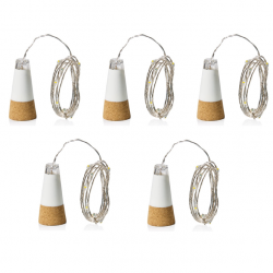 Bottle String Light | Set Of 5