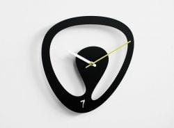Seven Clock Black