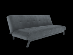 3 Seater Sofa Modes | Dust