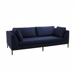3 Seater Sofa Ambient | Inkjet / Metal Legs