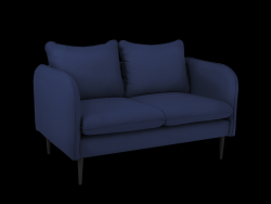 Sofa 2 Seater Posh | Blue