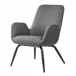 Armchair Doha | Dark Grey
