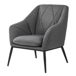 Armchair Kyoto | Dark Grey