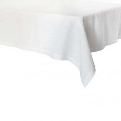 Leinentischtuch | Weiß