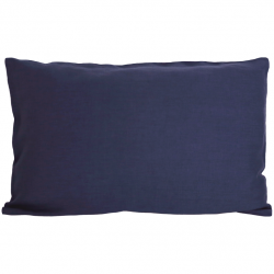 Pillowcase Linen | Navy Blue