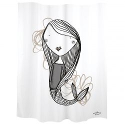 Shower Curtain | Mermaid