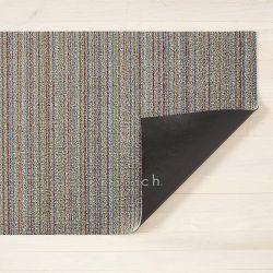 Rug Shag Skinny Stripe 46 x 71 cm | Soft Multi