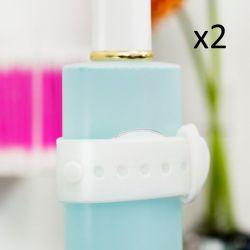 Magnetischer Shampoo-Halter | Weiß
