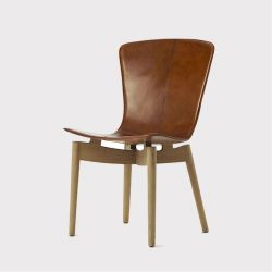 Chaise Shell | Marron