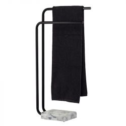 Towel Rack Varda | Black