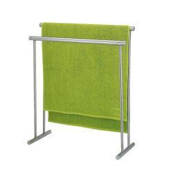 Towel Rack Priamo Low | Silver