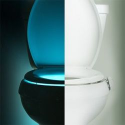 Illumibowl Night Light for your Toilet