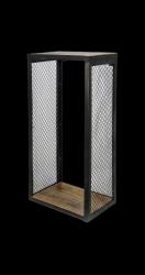 Wandplank Brixton 30x64 cm Mangohout