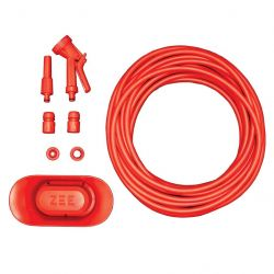 Wall Hanger + Hose Set 20 M Sidra | Red