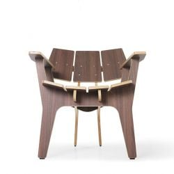 Elephant Lounge Chair | Birch Plywood
