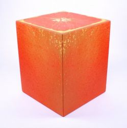 Sit On Everything Cube | Orange