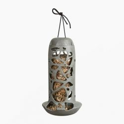 Bird Feeder Tara | Grey
