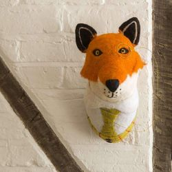 Wanddekoration | Sir Finlay Fox Head