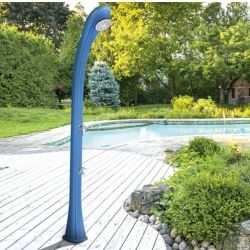 Outdoor Shower SO HAPPY | Blue