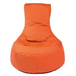 Outdoor Sitzsack-Liege Slope XS Plus | Orange