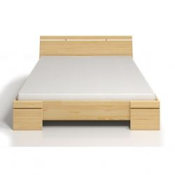 Wooden Bed Sparta Maxi