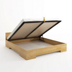 Holzbett mit Stauraum Spektrum Maxi