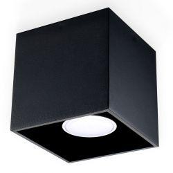 Deckenlampe Quad | Schwarz