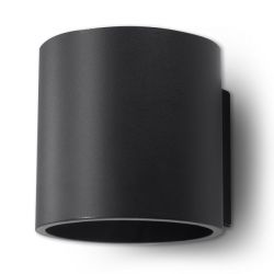Wall Lamp Orbis | Black
