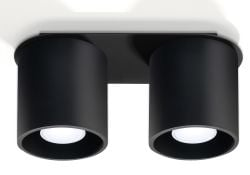Ceiling Lamp Orbis 2 | Black