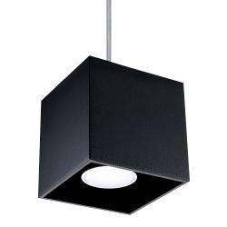Pendant Lamp Quad | Black