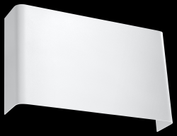 Wandleuchte Copertura | Weiß
