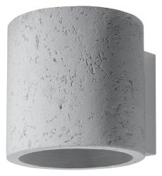 Wall Lamp Orbis | Concrete