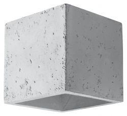 Wall Lamp Quad | Concrete