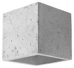 Lampe Murale Quad | Béton