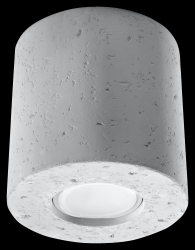 Ceiling Lamp Orbis | Concrete