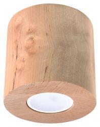 Deckenlampe Orbis | Holz