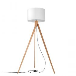 Floor Lamp Legno 2 | White