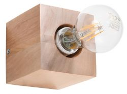 Wall Lamp Abel | Wood